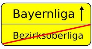 Ortschild Bayernliga