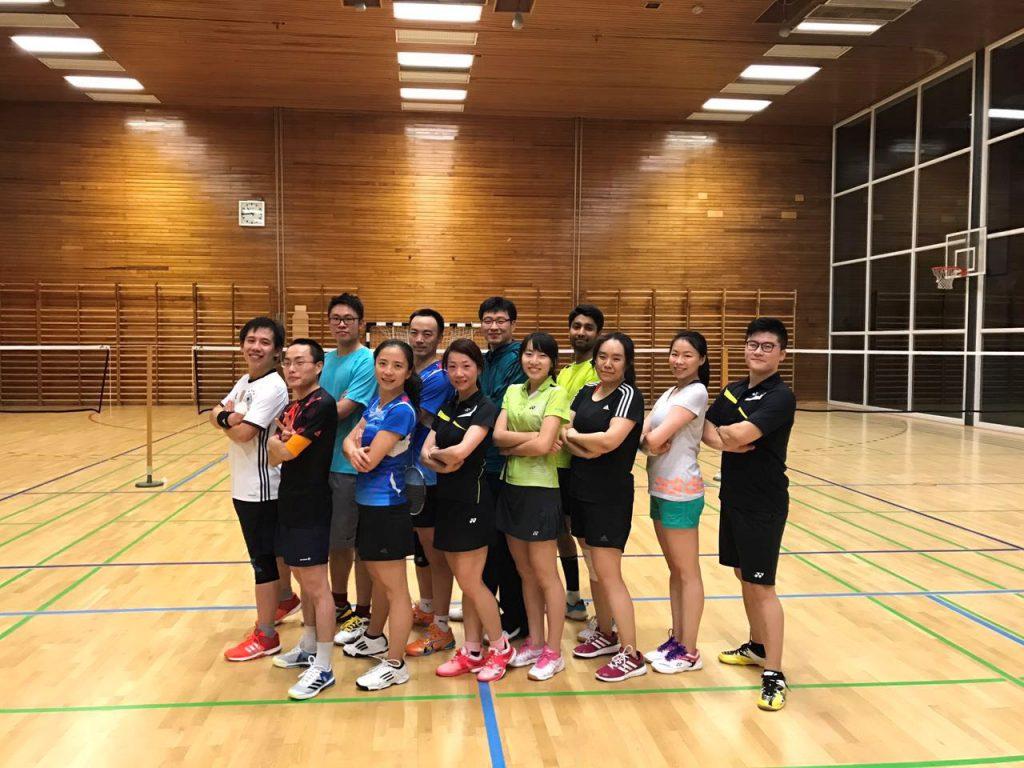 Hobbyliga Meistermannschaft 2017